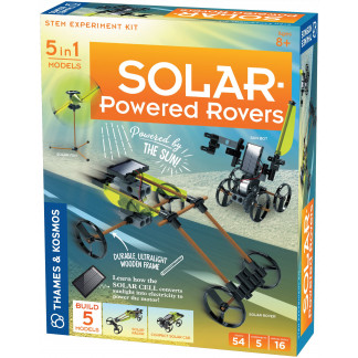 Solar Powered Rovers Box