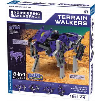 Terrain Walkers box