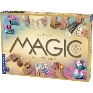 Magic gold Edition box