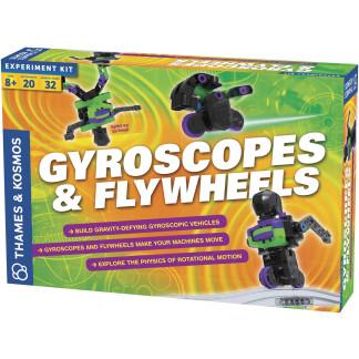Gyroscopes and Flywheels box