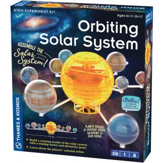 Orbiting Solar System box