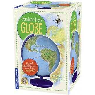 Student Desk Globe Box
